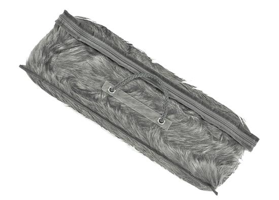 Koc, narzuta GRANDE PINI brunatny 155x200 cm