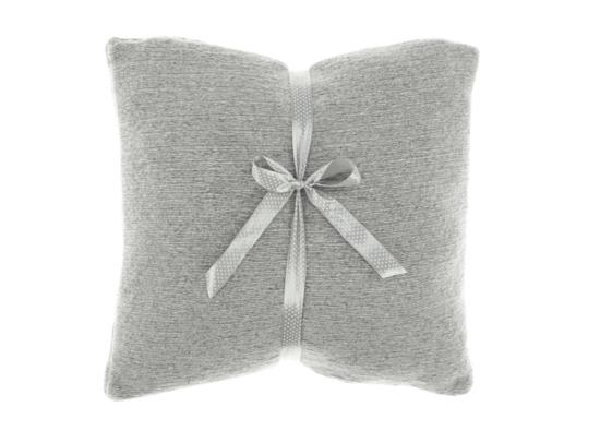 Pillow LOOP grey 45x45 cm