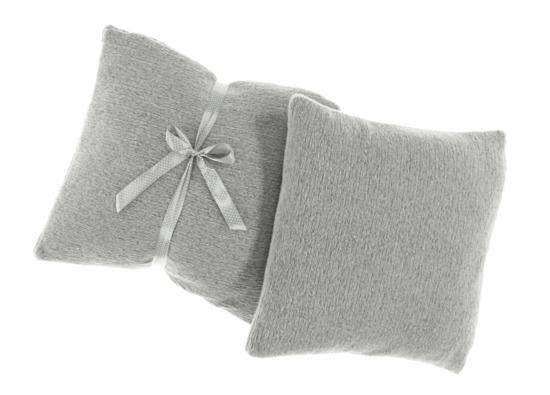 Pillow SPEEDY LOOPEZ grey 45x45 cm