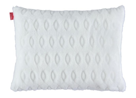 Poduszka dekoracyjna z futra KÓŁKA