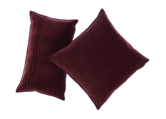 Poduszka dekoracyjna z aksamitu JULIA
